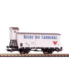 """Товарен вагон G02 Boxcar """"Cardinal Beer"""" SBB III"""