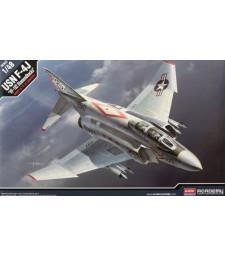1:48 Американски изтребител F-4J VF-102 DIAMONDBACKS