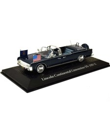 Lincoln Continental Limousine SS-100-X, Assassination of John Fitzgerald Kennedy 1963
