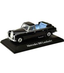 Mercedes 300 Landaulet, Presidential visit Konrad Adenauer, 1963