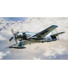 1:48 Американски щурмови самолет АД-4 Скайрайдър (AD-4 SKYRAIDER)