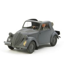 1:35 Германски военен автомобил Simca 5 - 1 фигура