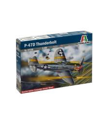 """1:48 Американски бомбардировач П-47Д """"Мълния"""" (P-47D Thunderbolt)"""