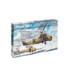 1:48 Британски военен хеликоптер WESSEX HAS. 1