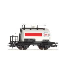 Товарен вагон цистерна ESSO, DSB, епоха IV