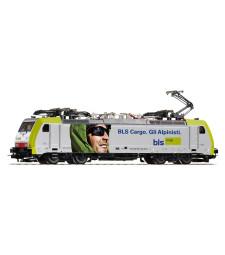 Електрически локомотив BR 486 Electric BLS Alpinisti, епоха VI