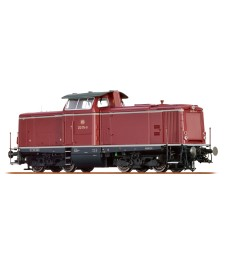 H0 Дизелов локомотив BR212 DB, IV, AC Dig. EXTRA