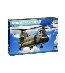 1:48 Американски хеликоптер Chinook HC.2/CH-47F