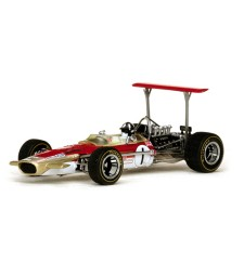 Lotus 49B - 1st 1969 Monaco Grand Prix - #1 G. Hill