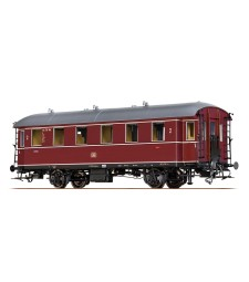 H0 Пътнически вагон Ci33 DB, епоха III