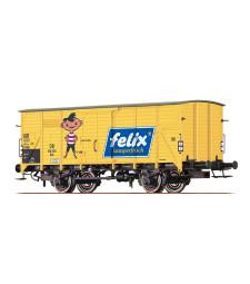H0 Товарен вагон G10 DB, III, Felix