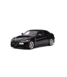 Alfa Romeo Giulia Quadrifoglio Nero Vulcano