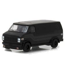 1980 GMC Vandura Solid Pack - Black Bandit Series 19