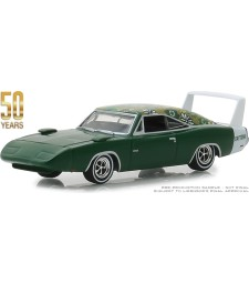 1969 Dodge Charger Daytona Mod Top 50th Anniversary Solid Pack - Anniversary Collection Series 7