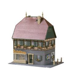 Къща с магазин   H0/TT