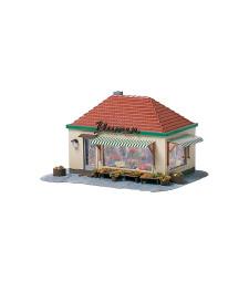 Flower kiosk (100 x 80 x 55 mm)