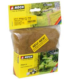Дива трева XL, бежова - 12 mm, 40 g