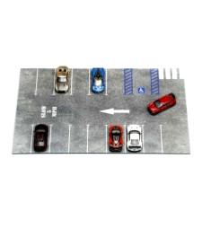 Parking Lot Pad Type A 40 X 25CM