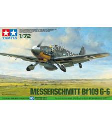 1:72 Германски изтребител Messerschmitt Bf 109 G-6