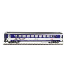 Пътнически вагон, ÖBB, синьо/светлосиво, епоха V
