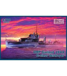 1:700 ORP Garland 1944 G-class destroyer