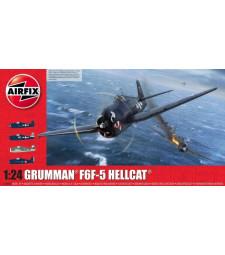 1:24 Американски изтребител Grumman F6F-5 Hellcat