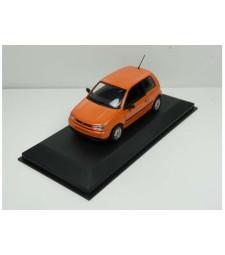 Seat Arosa In Seat Dealer Packaging, Orange
