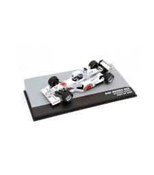 2000 Bar 002 Lucky Strike Reynard Bar Honda #23 Ricardo Zonta Italy GP F1, White/Red