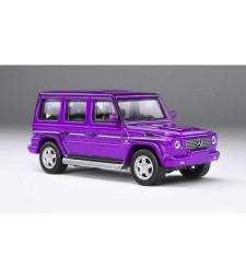Mercedes Benz AMG G55, purple