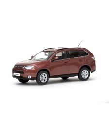 Mitsubishi Outlander - Copper Red Metallic (C07)