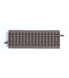 PIKO A-track  релса с основа G119 PU6