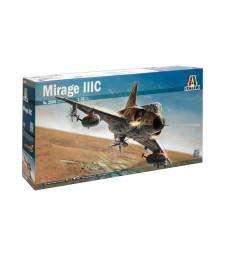 1:32 Френски изтребител Десо Мираж IIIС (MIRAGE IIIC)