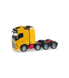 Volvo FH 16 Eq. Heavy duty tractor, yellow traffic