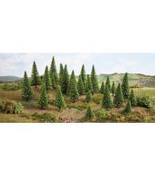 Смокини - високи 5 - 9 см, 15 броя - TREE CUBE