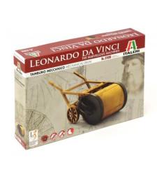 Изобретенията на Леонардо да Винчи - Механичен барабан