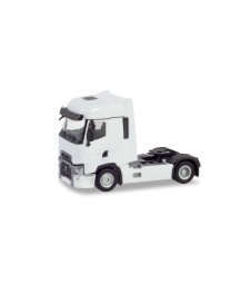 RENAULT T TRACTOR, WHITE