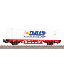 Вагон контейнер DAL DB AG VI w. 40 Container, епоха VI