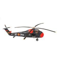 1:72 Хеликоптер Х-34 - Белгийски военновъздушни сили (H34 Choctaw - Belgium Air Force)