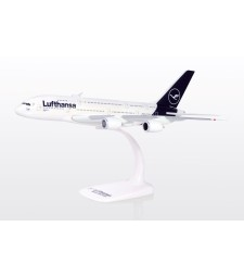 1:250 LUFTHANSA AIRBUS A380 - SNAP-FIT