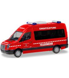 """VW CRAFTER BUS HD """"FIRE DEPARTMENT ESCHWEGE OPERATIONS COMMAND"""""""