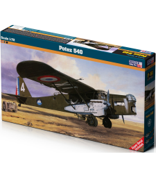 1:72 Френски многоцелеви самолет Potez 540