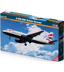 1:72 Самолет A-320-200 British Airways