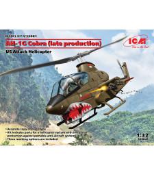 1:32 Американски атакуващ хеликоптер AH-1G Cobra (късно производство)
