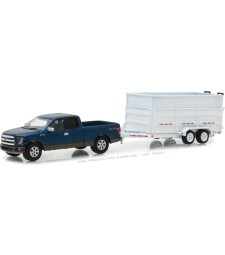 Hitch & Tow Series 12 - 2016 Ford F-150 and Double-Axle Dump Trailer Solid Pack