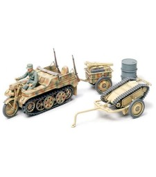 1:48 Kettenkraftrad (Infantry Cart & Goliath Demolition Vehicle) - 1 фигура