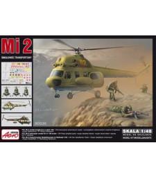 1:48 Транспортен хеликоптер MI-2
