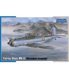 1:48 Британски многоцелеви самолет Blackburn Skua Mk.II