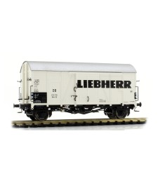 H0 Товарен вагон Gms 30 DB, III, Liebherr