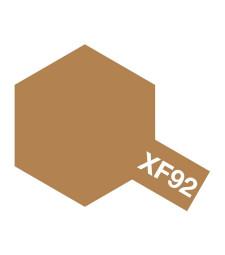 XF-92 Yellow-Brown DAK 1941 - Acrylic Paint Mini (Flat) 10 ml
