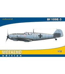 1:32 Съветски изтребител Месершмит Бф 109Е-3 (Bf 109E-3)